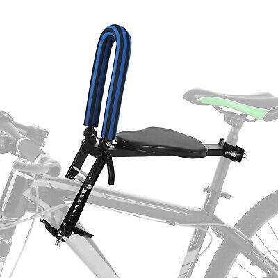 Lightweight Foldable Child Bicycle Seat Kids Saddle Bicycle Bike Front