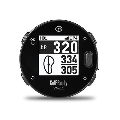 Golf Buddy Voice-X Distance Tracking Golf Range GPS Rangefinder Smart Watch
