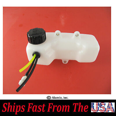 Mantis Tiller Fuel Tank Kit A350000300, Fits Mantis With 2-Cycle Engines New