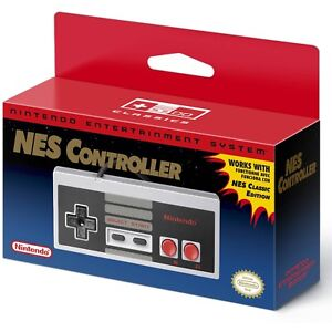 NES Classic controllers  - lots at Walmart !!