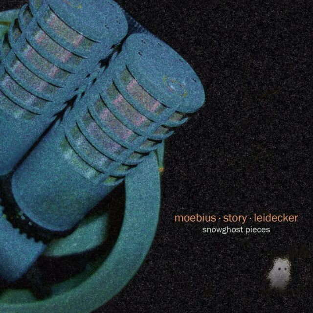 MOEBIUS/STORY/LEIDECKER - SNOWGHOST PIECES  VINYL LP + CD NEU