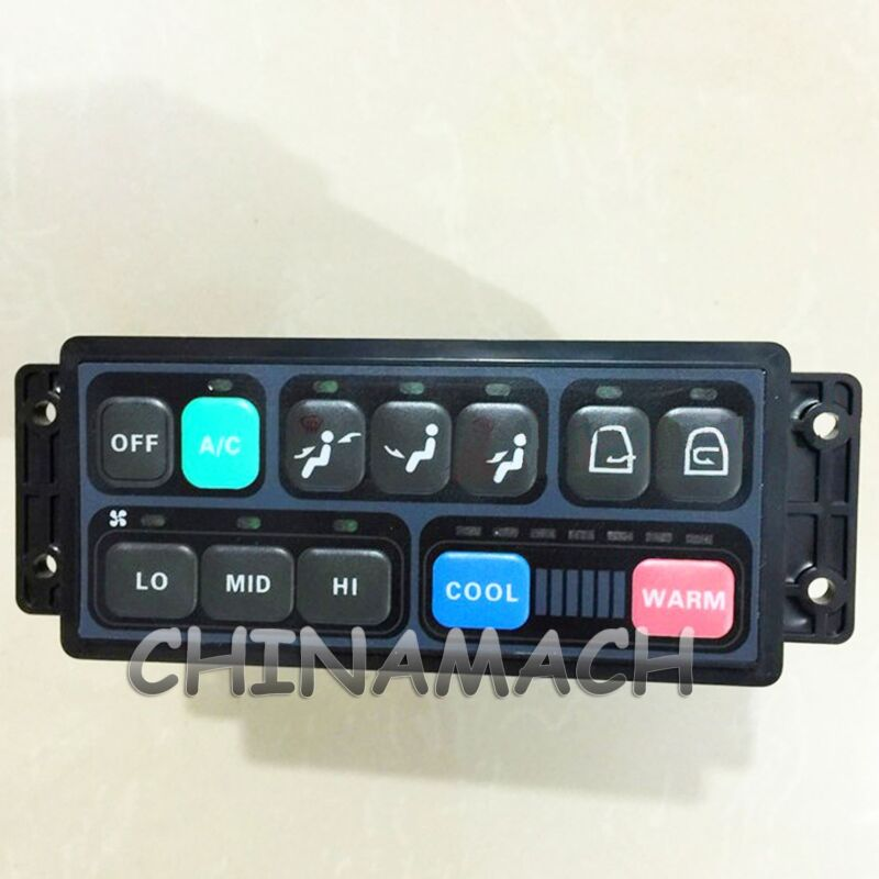 New Air Conditioner Controller for Doosan Daewoo Excavator DH215/225/300-7-9