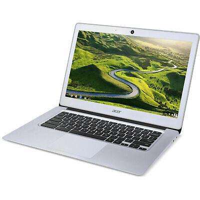"Acer Chromebook 14 CB3-431, Intel Celeron N3060, 14"" HD Display, Grade B"