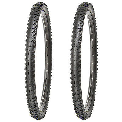2 x Kujo Mountainbike Reifen MTB Fahrradreifen 26 Zoll 26 x 1.95 Etrto