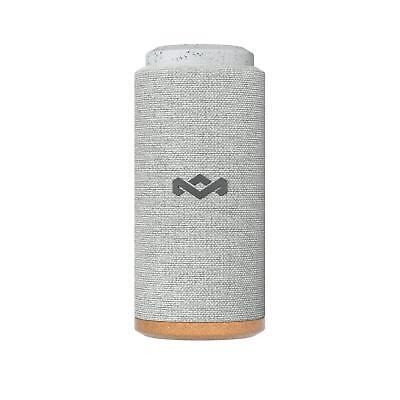 House of Marley No Bounds Sport Bluetooth Waterproof Wireless Speaker Grey