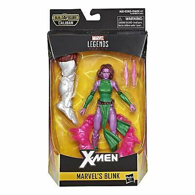 NEW Marvel Legends X-men 6-inch BLINK Action Figure BAF Caliban by Hasbro