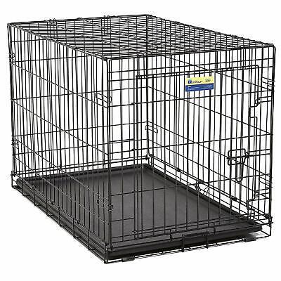 Metal Folding Pet Dog Crate / Cage (Metal Folding)