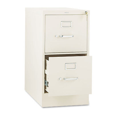 Hon 310 Series Two-drawer Full-suspension File Letter 26-12d Putty 312pl