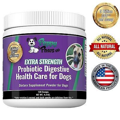 Best Probiotics for Dogs with Acidophilus Improves Dog Constipation, Gas, Dog 5