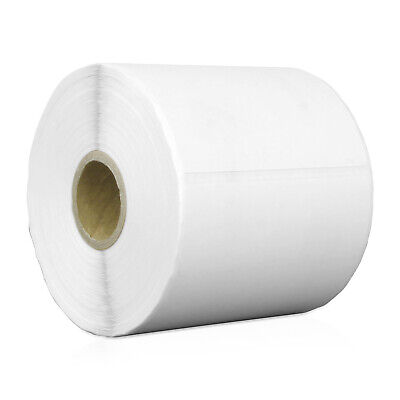 Zebra Compatible Direct Thermal Tags Barcode Labels 3 X 3 Inch 6 Rolls