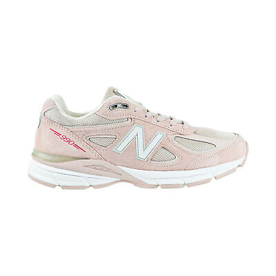 New Balance 990 v4 'Pink Ribbon' Men's Shoes Faded Rose-Pink M990-KMN4