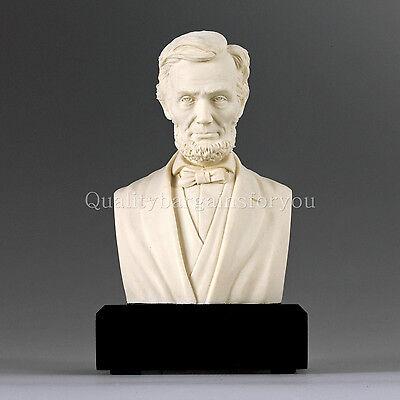 President Abraham Lincoln Bust Statue Sculpture Civil War Perfect Gift
