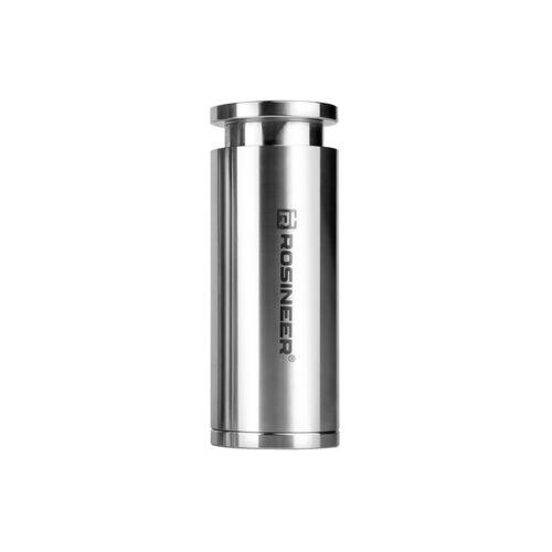 Rosineer Cylindrical Pre-Press Mold, Food-Grade Steel, 30 mm Internal Diameter