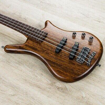 Warwick German Pro Series Thumb BO 4-String Bass Guitar, Natural Trans Satin comprar usado  Enviando para Brazil