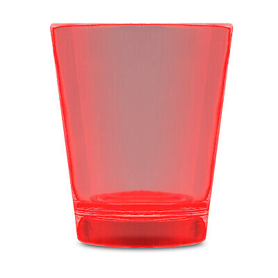 Glow In The Dark Shot Glass Red](Glow In The Dark Shots)