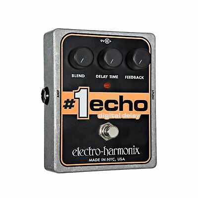 Electro Harmonix Number 1 Echo Guitar / Effects Pedal