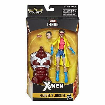 IN HAND STOCK Marvel Legends X-Men Wave 4 Jubilee Caliban BAF Action Figure NEW