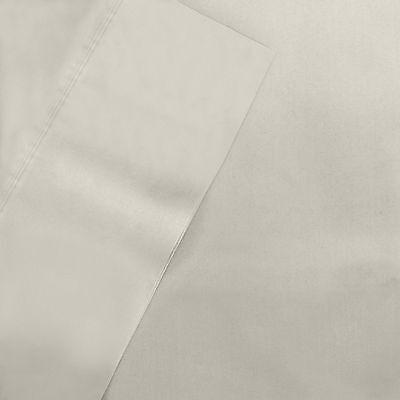 Veratex 600Tc Tencel 6 Piece Queen Sheet Set   Ivory New
