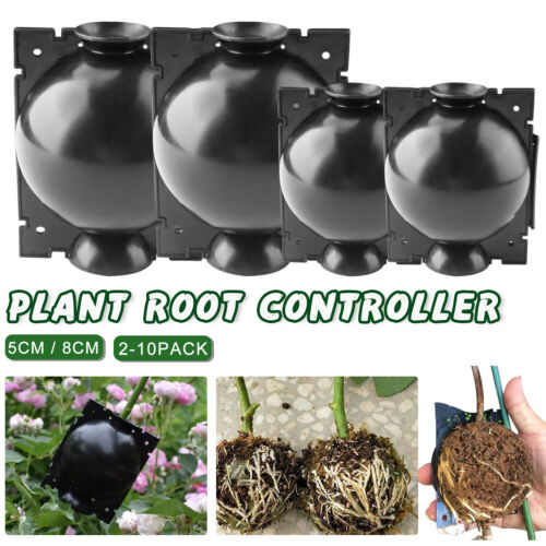 Plant Rooting Grow Device High Pressure Propagation Ball Box Growing Grafting US