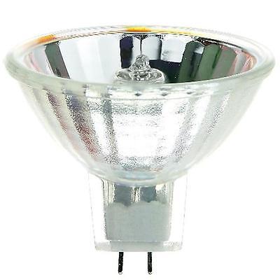 Sunlite 410 Watt MR16 Lamp GY5.3 Bi-Pin Base Clear Halogen Lamp 70235-SU