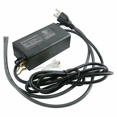 6.5kv 6500kv 30ma Neon Sign Transformer Power Supply Ul Listed Me-120-9000-30