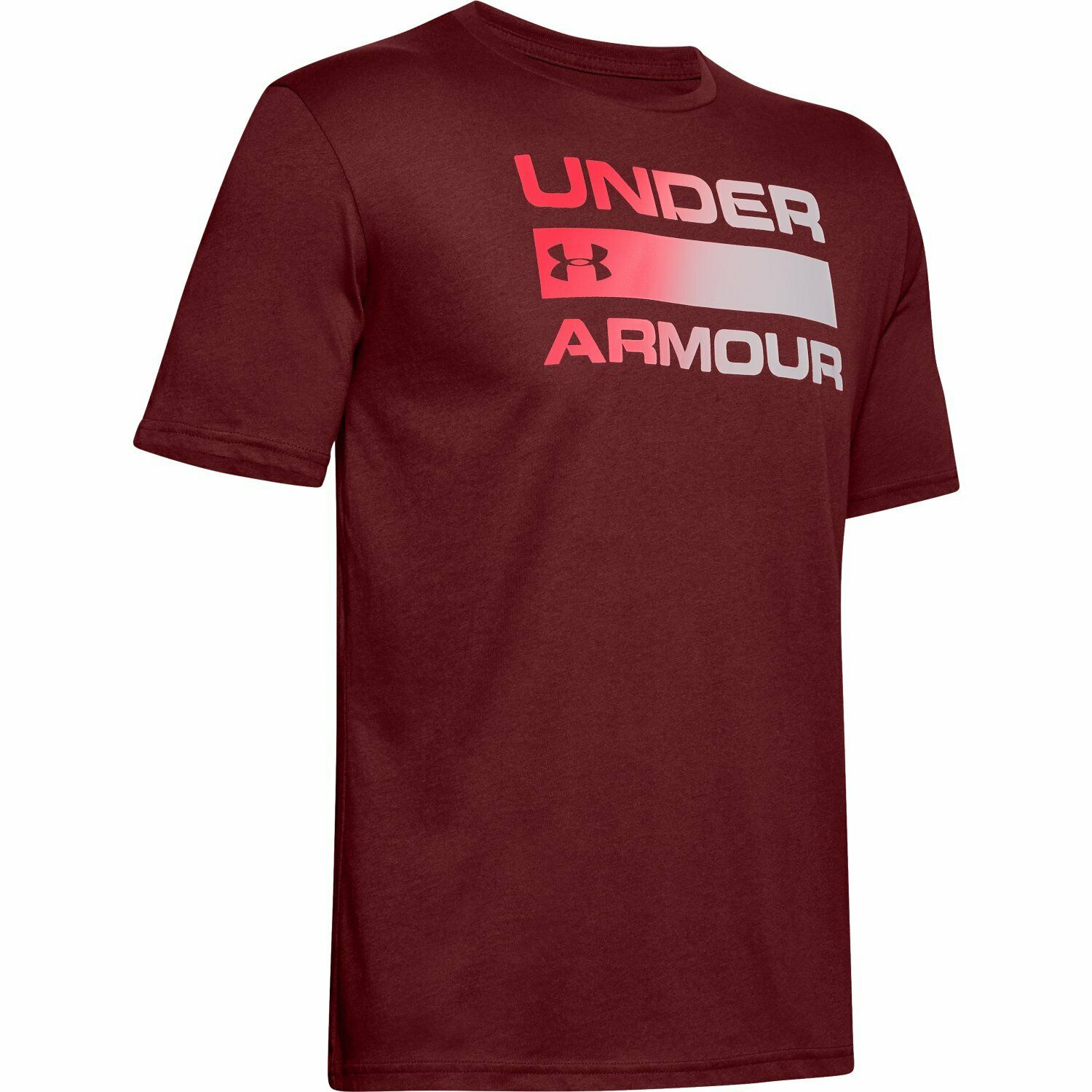 Under Armour Mens Team Issue Wordmark Short Sleeve Short Sleeve