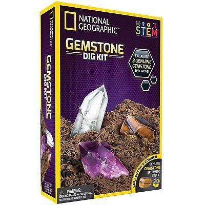 Gemstone Dig Kit *BRAND NEW* (Dig-kit)