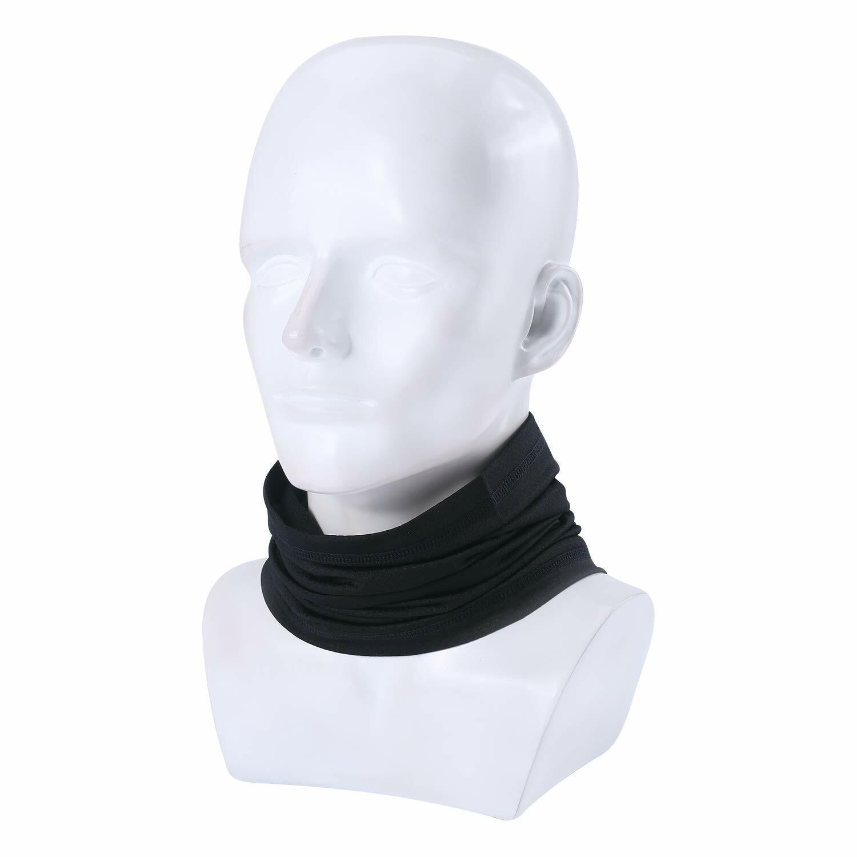 Bandana Anti Sun UV Shield Fishing Riding Neck Gaiter Face Mask for Men Women US Clothing, Shoes & Accessories