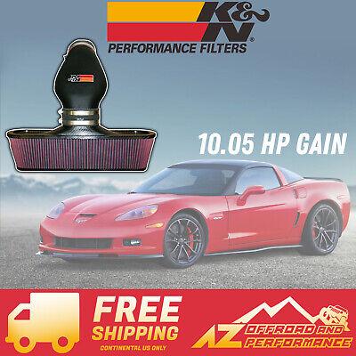 K&N FIPK 57 Series Air Intake System 2005 Chevy Corvette C6 6.0L V8 (57 Series Air Intake)