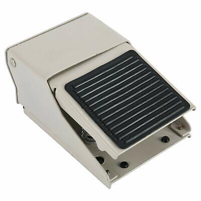 Pneumatic Foot Pedal Valve Foot Operated 3 Way 2 Position Air Pneumatic Switch (Pneumatic Switch)