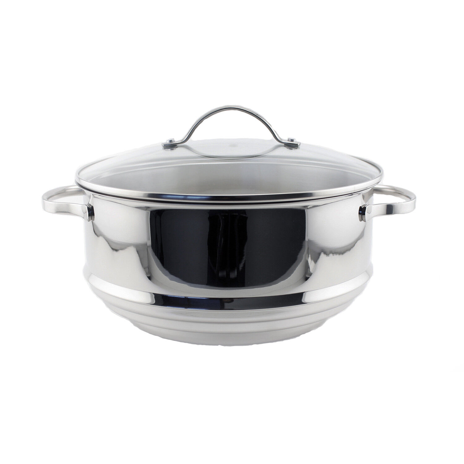 BergHOFF- EarthChef Steamer Set Stainless Steel Multi-Size 2