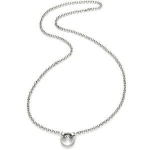 Leonardo Jewels Damen Halskette Darlin's Basic Pea Edelstahl 80 cm