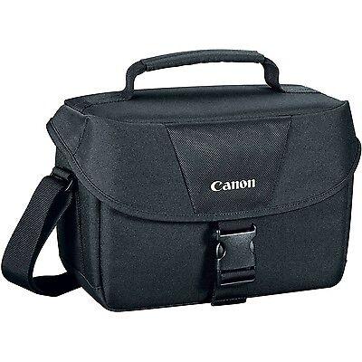 Canon 100ES Black Shoulder Bag for Rebel T6 T5 T3 T6i T5i T4i T3i T6s SL1 Camera