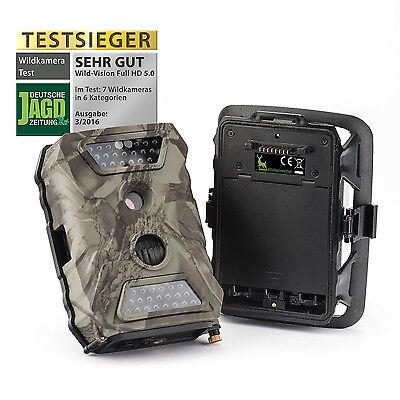 Wild-Vision Full HD 5.0 - Testsieger in der Deutschen Jagdzeitung.