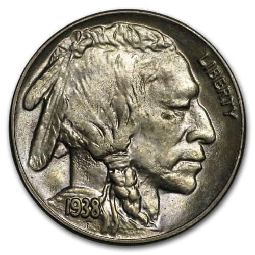 Buffalo Nickel  One Circulated Assorted  for  99  Cents  1913 to 1938   #BNA
