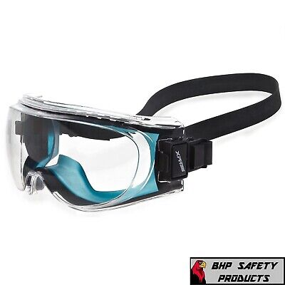 Chemical Safety Goggles Anti Fog Scratch Resistant Uv Protective Z87 Xpr36