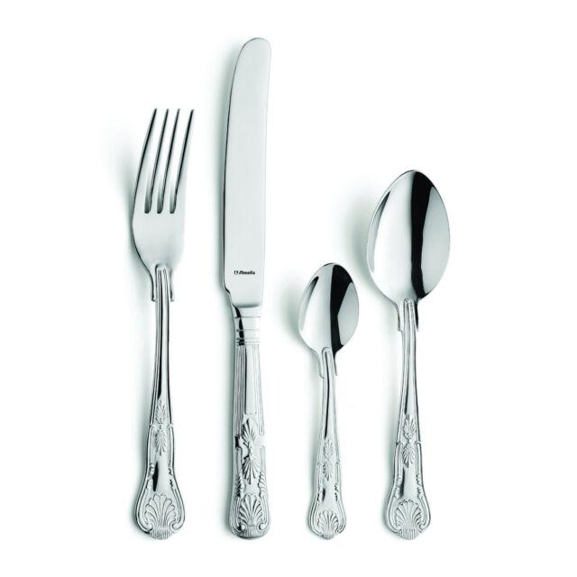 Amefa Vintage Kings 32 Piece Cutlery Set - Premium Stainless Steel
