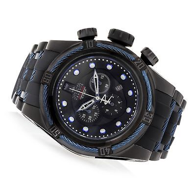 25231 Invicta Reserve JT Bolt Zeus 53mm Ltd Ed Swiss Quartz Chrono Strap Watch