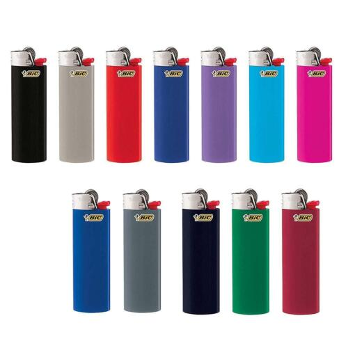 Bic Classic  Full Size Lighter  -Assorted Colors (8 or 12 0r one display of 50 )