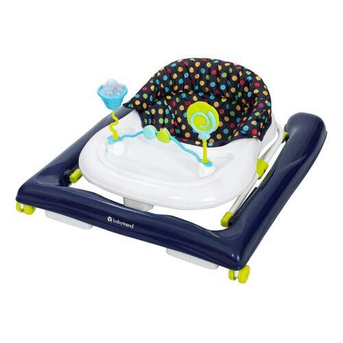 Baby Trend Trend 2.0 Activity Walker Blue Sprinkles Blue