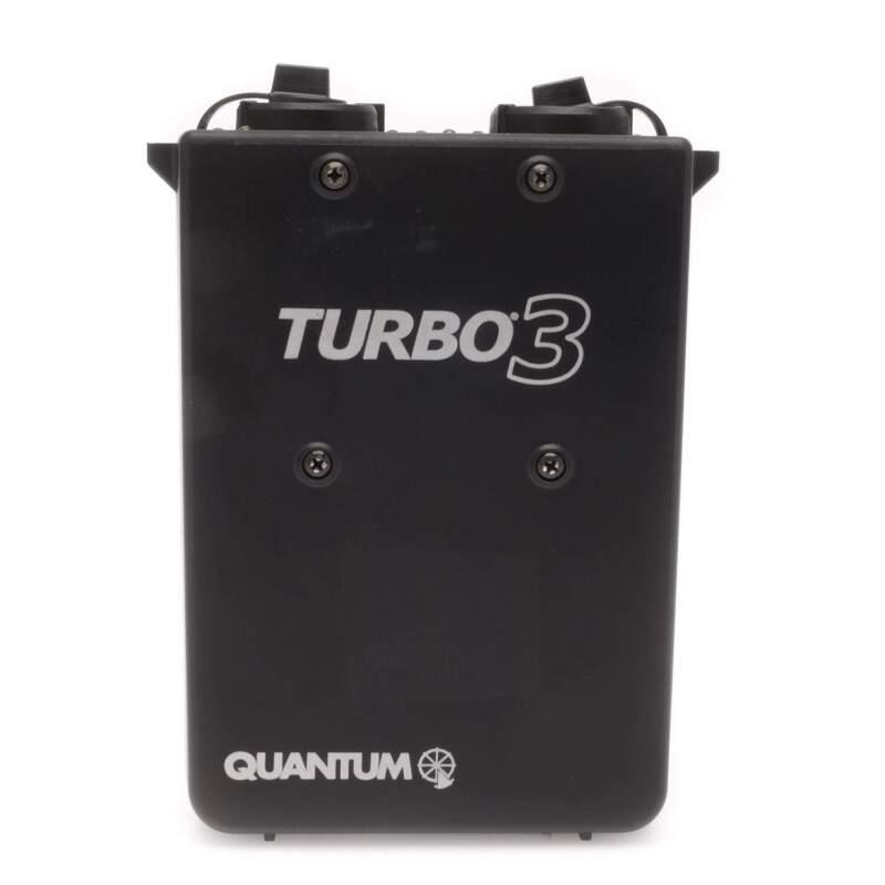 Quantum Turbo 3 Portable Flash Battery Power Pack +CKE2 #S776