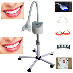 Dental LED Teeth whitening BLEACHING MACHINE LAMP bleaching Blanchiment Light K