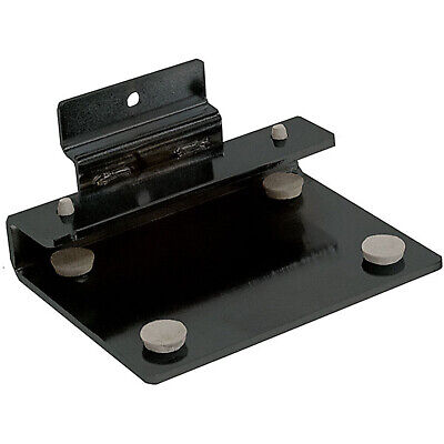Slatwall Shelf Bracket Glass Shelves Retail Display Fixture Black Lot Of 24 New