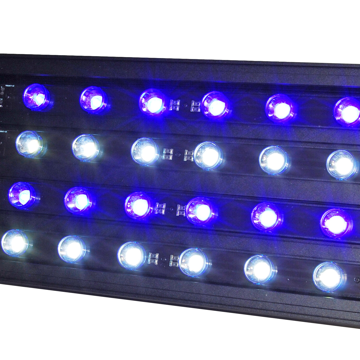 "Mh 48 Metal Halide T5 Aquarium Light 716w Coral Reef: SE Quad 18"" Timer LED Aquarium Light Marine Reef FOWLR"