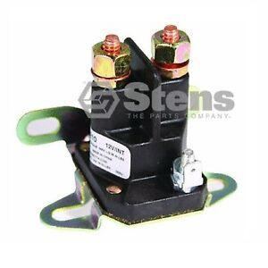 Lawn Tractor 3 Post Solenoid fits 7701100MA 7769224MA 94613MA 9924285