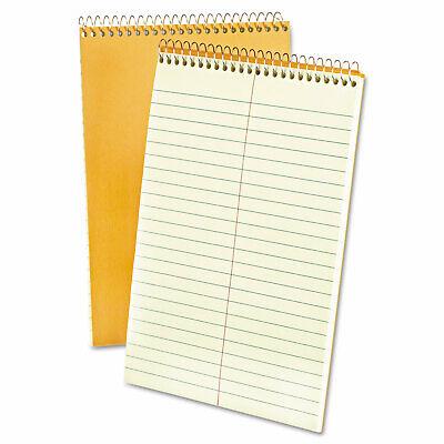 Ampad Spiral Steno Book Gregg 6 X 9 15 Lb Green Tint 80 Sheets 25274