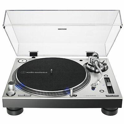 Silver Audio Technica AT615a Precision Aluminum Turntable Bubble Level Aluminum