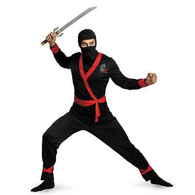 Master Ninja / Adult Costume - Ninja Master Adult Kostüm