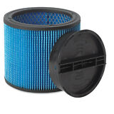 Shop-Vac Ultra-Web Cartridge Filter for Full Size Vacs 9035000