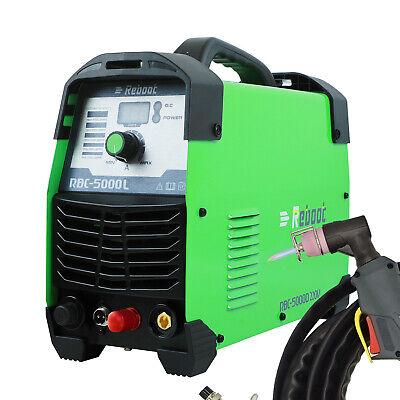 Plasma Cutter Cut50dl 50a Pilot Arc Nontouch Igbt Inverter 110220v 35 Cut